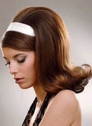 10 Creative Hair Braid Style Tutorials | 60S | Long Hair Styles, 60S Intended For Sixties Long Hairstyles (View 8 of 25)