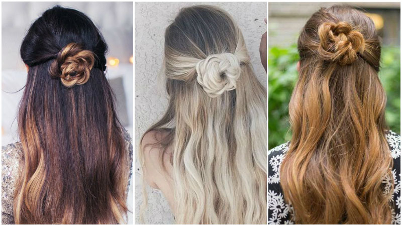 10 Easy Hairstyles For Long Hair – The Trend Spotter Regarding Hairstyles For Long Hair (View 4 of 25)