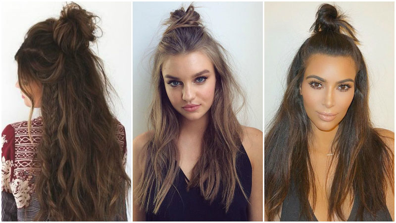 10 Easy Hairstyles For Long Hair – The Trend Spotter With Regard To Long Hairstyles Easy And Quick (View 9 of 25)