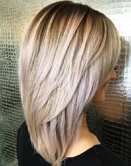 10 Exquisite Layered Haircuts For Thick Hair – Hairstylecamp For V Cut Layers Hairstyles For Straight Thick Hair (View 6 of 25)