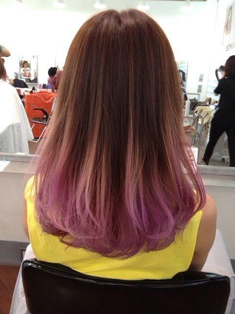 10 Fantastic Dip Dye Hair Ideas 2019 Within Long Hairstyles Dip Dye (View 6 of 25)