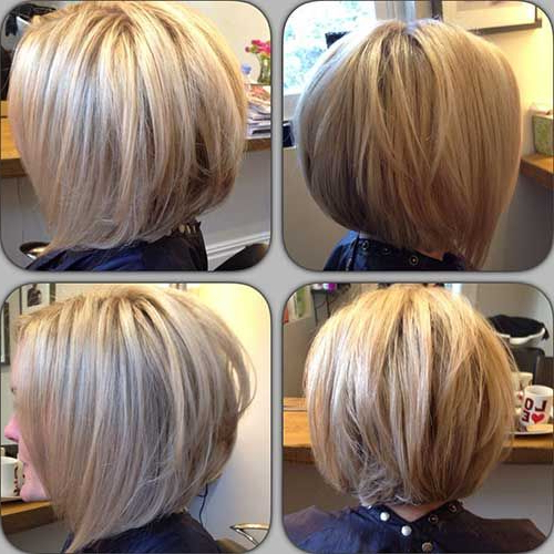 10+ Graduated Bob Hairstyles Back View – Bob Hairstyle – Beautiful Throughout Long Inverted Bob Back View Hairstyles (View 8 of 25)
