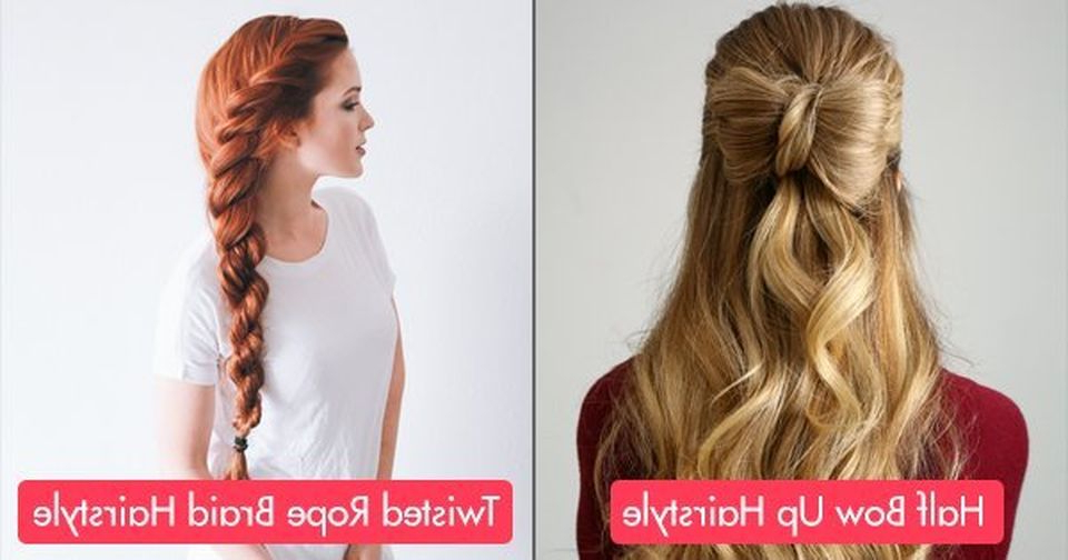 10 Hairstyles For Girls With Long Hair To Try Out Pertaining To Hairstyles For Long Hair (View 18 of 25)