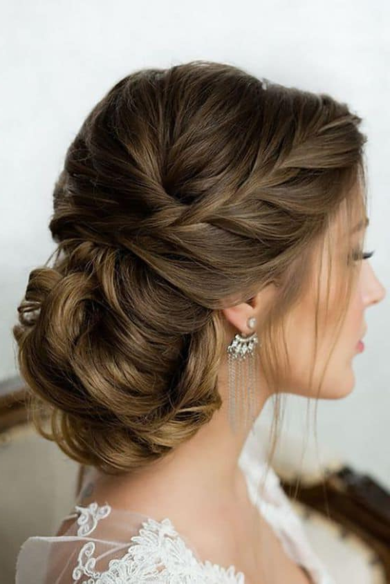 10 Head Turning Prom Hairstyles Updos For Long Hair 2018 For Long Hairstyles Pinned Up (View 19 of 25)