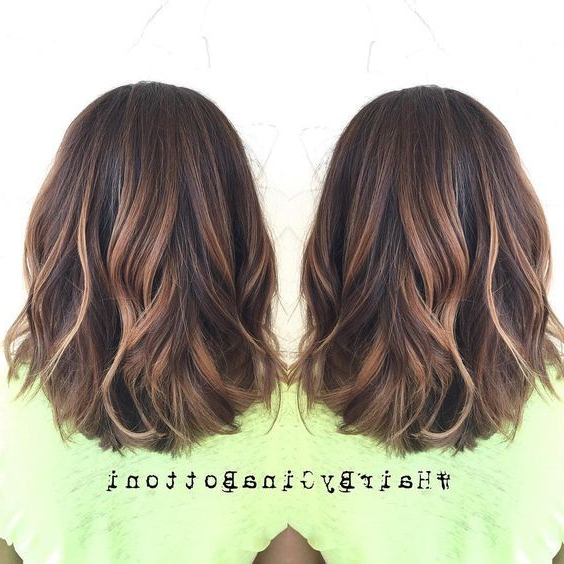 10 Hottest Lob Haircut Ideas – Popular Haircuts Inside Long Hairstyles U Shaped (View 22 of 25)