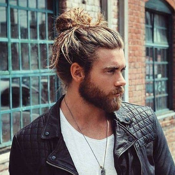 10 Kickass Long Hairstyles For Men With Thick Hair Pertaining To Long Hairstyles Thick Hair (View 11 of 25)