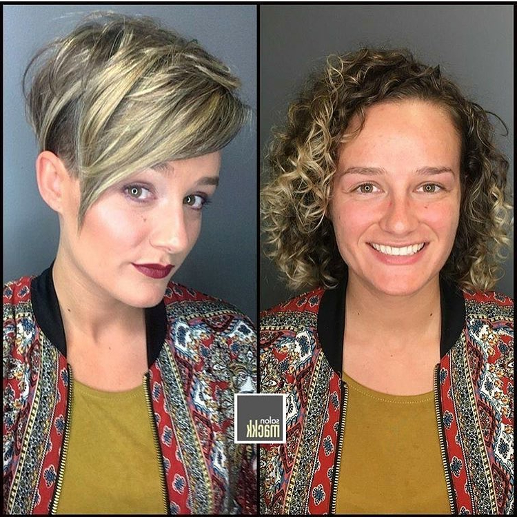 10 Latest Long Pixie Hairstyles To Fit & Flatter – Short Haircuts 2019 With Hairstyles For Big Noses And Long Faces (View 11 of 25)