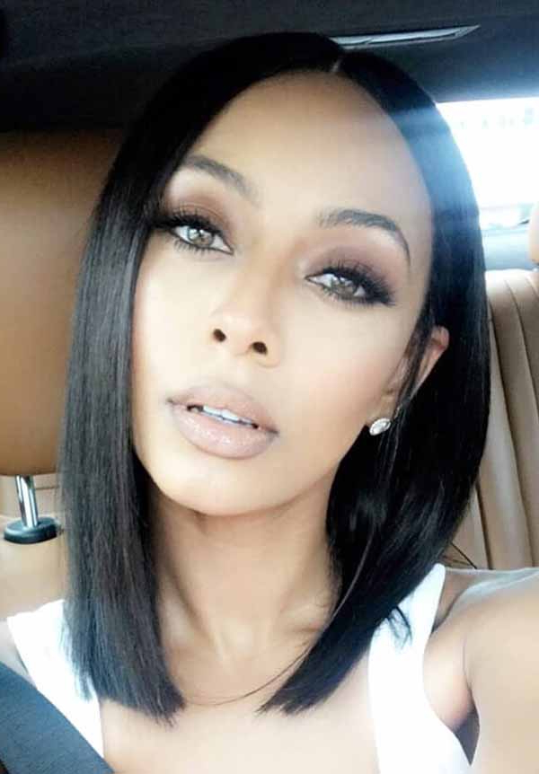 10 Lucious Keri Hilson Short Hairstyles & Haircuts For You : Have A With Regard To Keri Hilson Long Hairstyles (View 20 of 25)