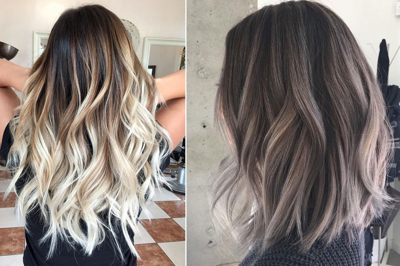 10 Medium Length Hair Color Heaven – Beige – Brown – Blonde & Gray With Regard To Brown Blonde Hair With Long Layers Hairstyles (View 21 of 25)