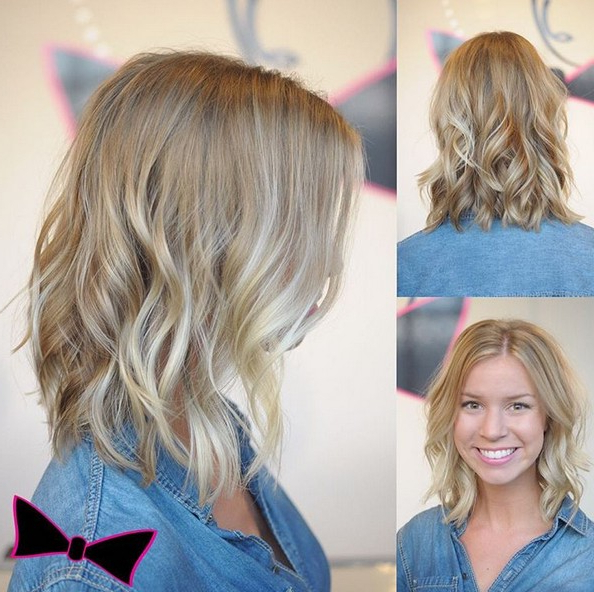 10 Medium Length Styles Perfect For Thin Hair – Popular Haircuts Pertaining To Medium Long Hairstyles For Fine Hair (View 17 of 25)