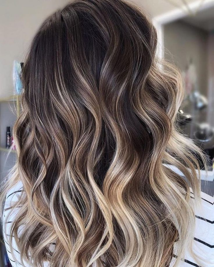 10 Medium To Long Hair Styles – Ombre Balayage Hairstyles For Women Intended For Long Hairstyles Balayage (View 17 of 25)