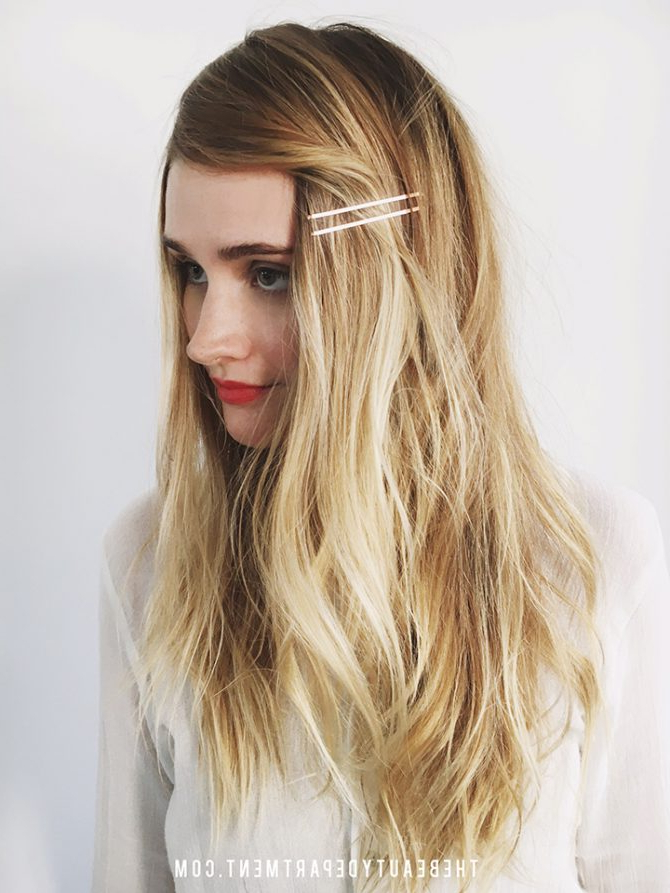 10 No Heat Hairstyles For Fall And Winter | The Everygirl Within Fall Long Hairstyles (View 18 of 25)
