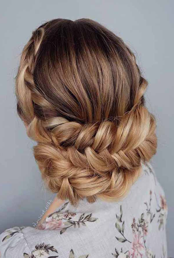 10 Prom Hairstyles Ideas For Long Hair | Best Ideas About Prom In Fishtail Florette Prom Updos (View 12 of 25)