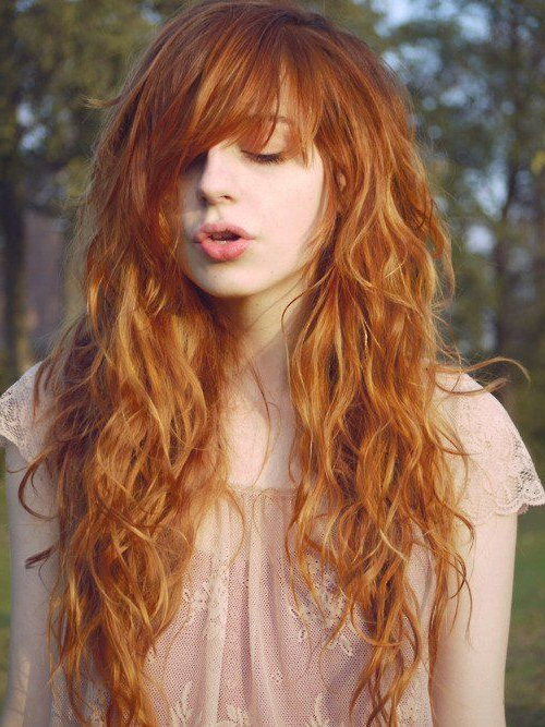10+ Redhead Long Hairstyles – Long Hairstyle – Beautiful Hairstyle Ideas For Long Hairstyles Redheads (View 5 of 25)