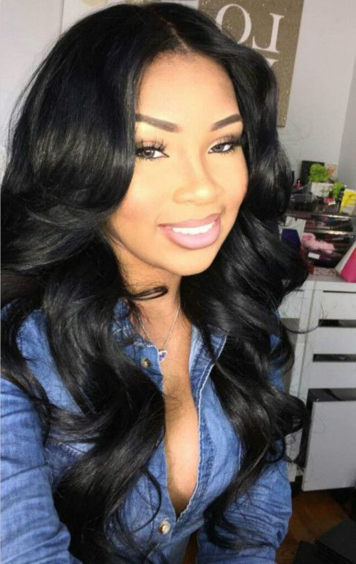 10 Short Hairstyles For Women Over 50   Hair Styles   Long Hair Pertaining To Black Women Long Hairstyles (View 22 of 25)