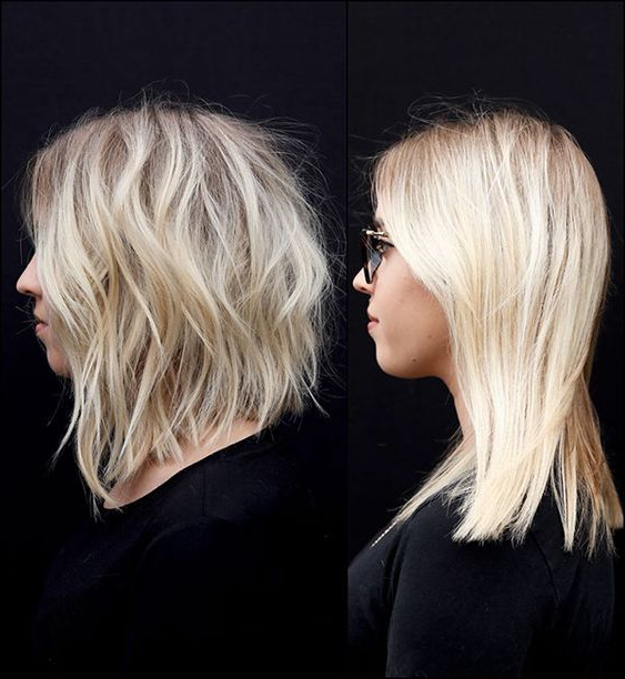 10 Snazzy Short Layered Haircuts For Women – Short Hair 2019 – 2020 Throughout Blonde Textured Haircuts With Angled Layers (View 7 of 25)