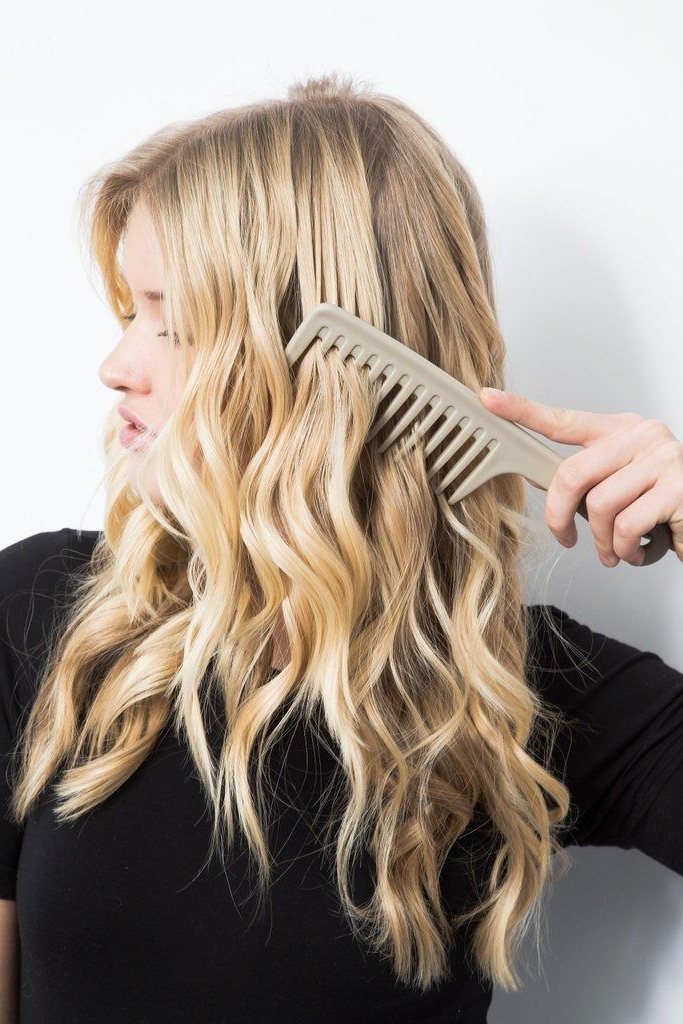10 Tips For Using Hot Rollers — According To Hair Pros | Beauty Diys In Long Hairstyles Using Hot Rollers (View 23 of 25)