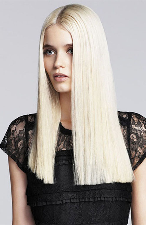 Featured Photo of Blunt Cut Long Hairstyles