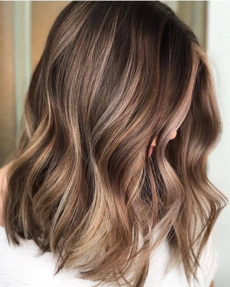 10 Trendy Brown Balayage Hairstyles For Medium Length Hair 2019 Inside Long Hairstyles And Colours (View 23 of 25)
