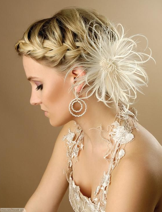 10 Trendy Prom Updo Hairstyles For 2018 | Bestpickr With Flowing Finger Waves Prom Hairstyles (View 12 of 25)