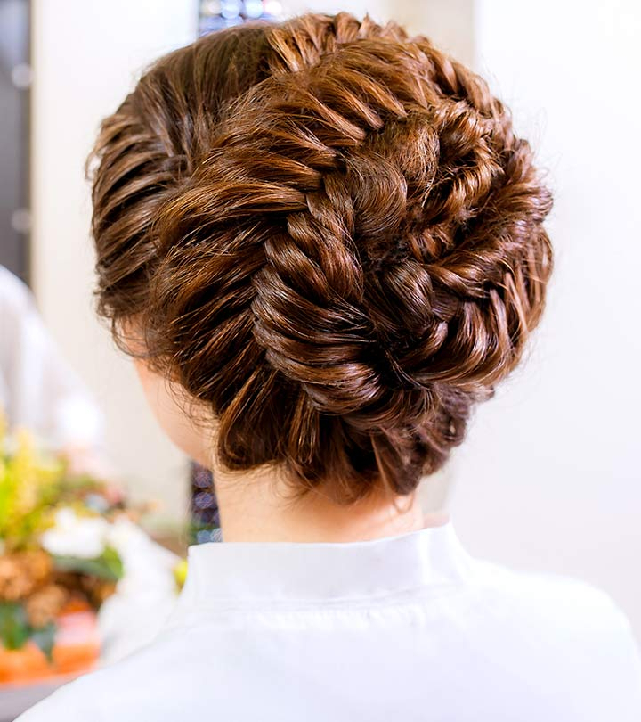 10 Wedding Updos That You Can Try Too Within Long Hairstyles Updos For Wedding (View 10 of 25)