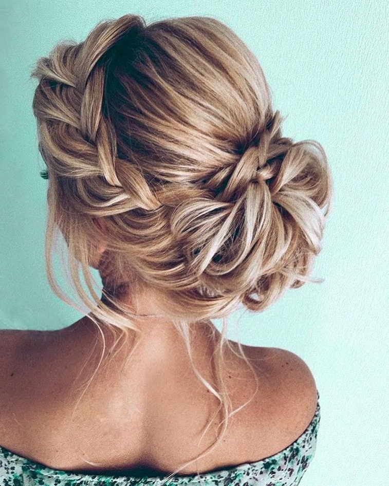 100 Gorgeous Wedding Hair From Ceremony To Reception | Hairstyles For Long Hairstyles Upstyles (View 5 of 25)