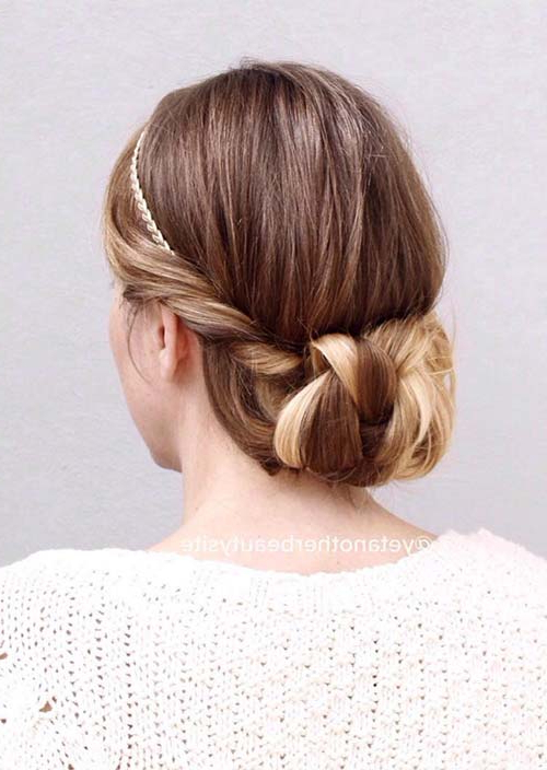 100 Trendy Long Hairstyles For Women To Try In 2017 | Fashionisers© Inside Long Hairstyles Hair Up (View 25 of 25)