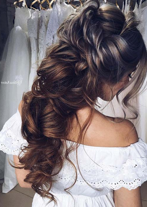100 Trendy Long Hairstyles For Women To Try In 2017 | Fashionisers© Pertaining To Up Do Hair Styles For Long Hair (View 25 of 25)