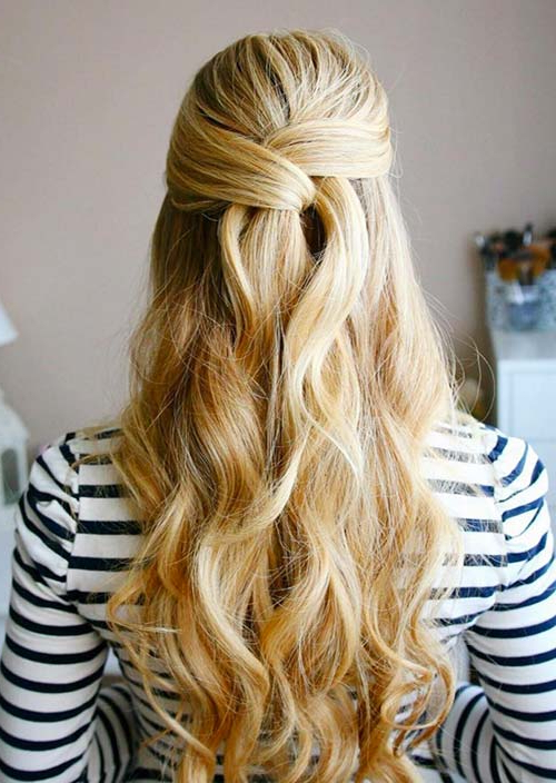100 Trendy Long Hairstyles For Women To Try In 2017 | Fashionisers© Throughout Long Hairstyles Formal Occasions (View 17 of 25)