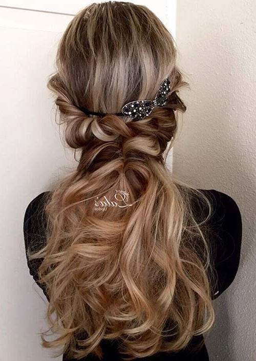 100 Trendy Long Hairstyles For Women To Try In 2017   Fashionisers© With Regard To Everyday Loose Wavy Curls For Long Hairstyles (View 24 of 25)