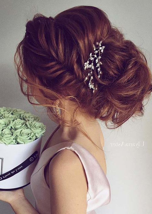 100 Trendy Long Hairstyles For Women To Try In 2017 | Fashionisers© Within Fishtailed Snail Bun Prom Hairstyles (View 19 of 25)