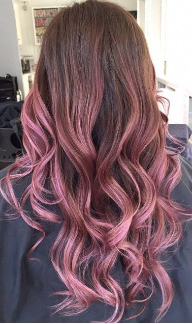 100 Trendy Long Hairstyles For Women To Try In 2017   My Style With Regard To Long Hairstyles Dyed (View 7 of 25)
