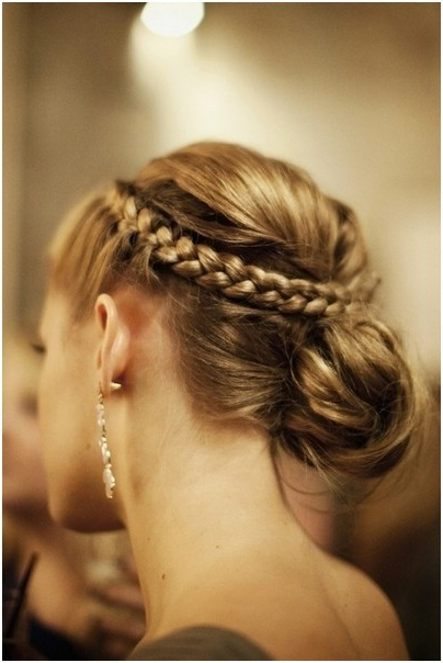 101 Braid Hairstyles For (Endless!) Inspiration Pertaining To Jewelled Basket Weave Prom Updos (View 11 of 25)