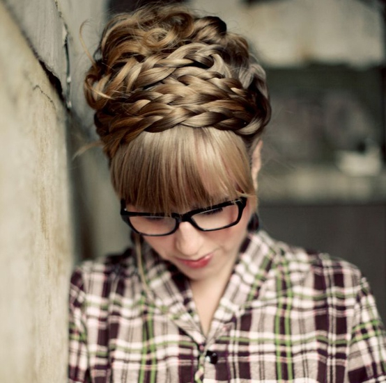 101 Braid Hairstyles For (Endless!) Inspiration Regarding Jewelled Basket Weave Prom Updos (View 9 of 25)