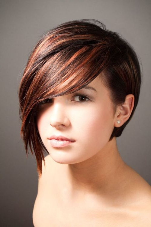101 Chic Side Swept Hairstyles To Help You Look Younger Intended For One Side Short One Side Long Hairstyles (View 5 of 25)