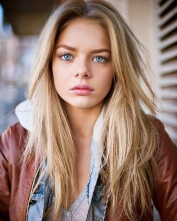 101 Cute Long And Short Blonde Hairstyles Inside Blonde Long Haircuts (View 17 of 25)