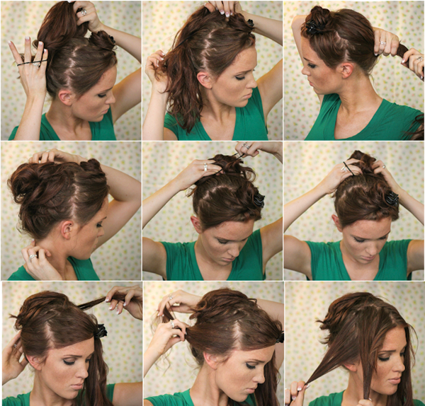 101 Easy Diy Hairstyles For Medium And Long Hair To Snatch Attention With Long Hairstyles Do It Yourself (View 16 of 25)