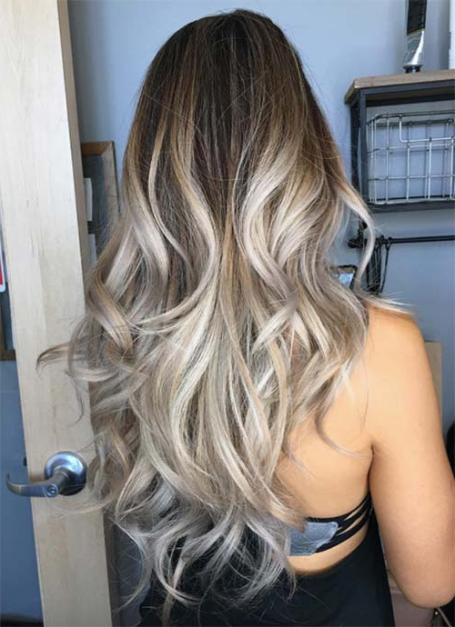 101 Layered Haircuts & Hairstyles For Long Hair Spring 2017 Pertaining To Balayage Hairstyles For Long Layers (View 3 of 25)