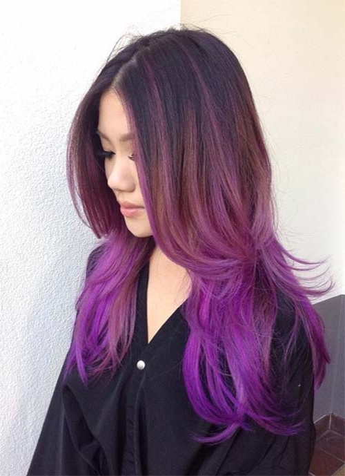 101 Layered Haircuts & Hairstyles For Long Hair Spring 2017 With Regard To Long Hairstyles Colors (View 17 of 25)