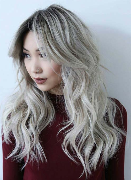 101 Layered Haircuts & Hairstyles For Long Hair Spring 2017 Within Long Hairstyles Lots Of Layers (View 24 of 25)