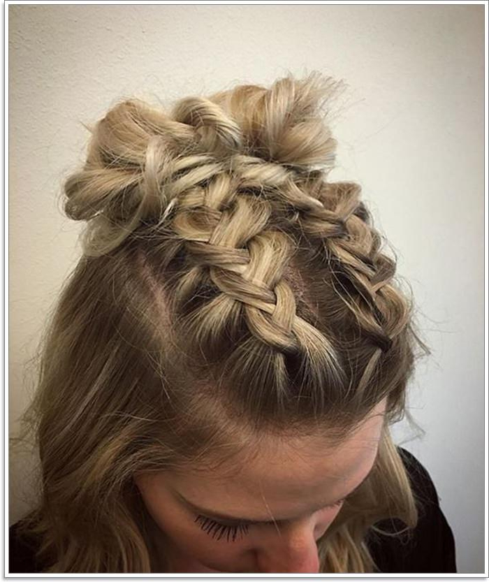107 French Braid Designs Everyone Loves Regarding Casual Braids For Long Hair (View 10 of 25)