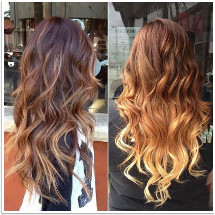 108 Caramel Highlights That'll Blow Your Mind [2019] With Warm Toned Brown Hairstyles With Caramel Balayage (View 18 of 25)