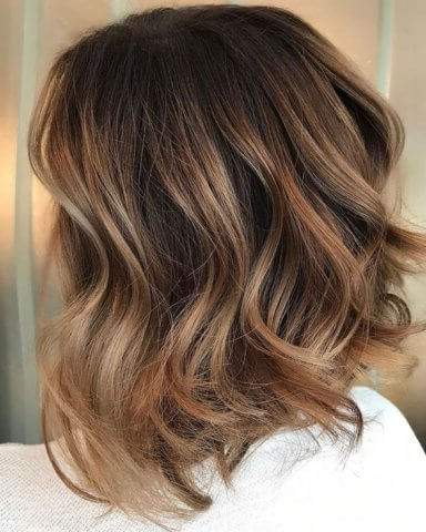 11 Blonde Hair Color Shades For Indian Skin Tones With Warm Toned Brown Hairstyles With Caramel Balayage (View 23 of 25)