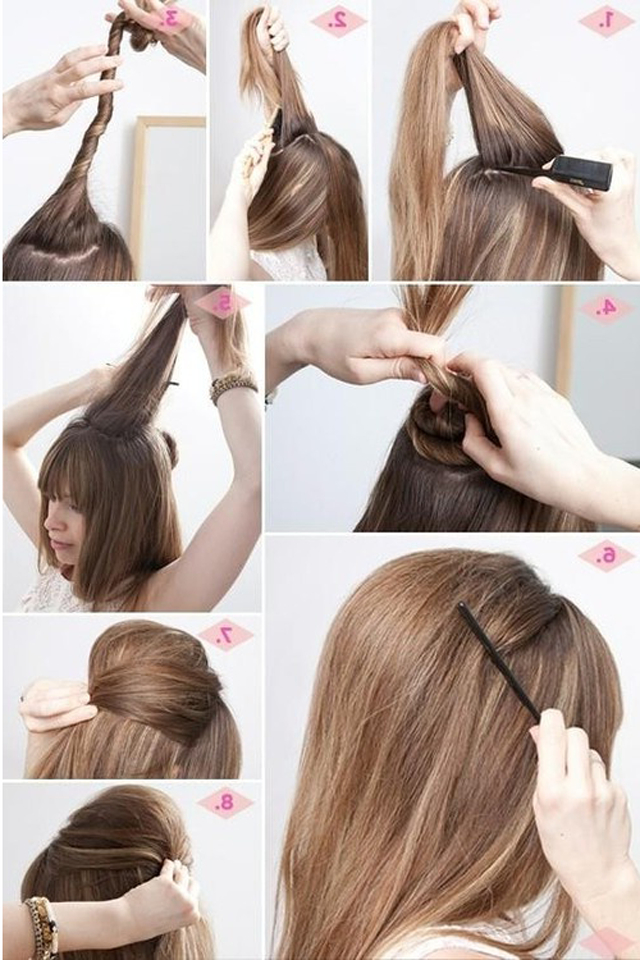 11 Hairstyling Tricks That Will Give Your Hair More Volume For Long Hairstyles To Make Hair Look Thicker (View 24 of 25)