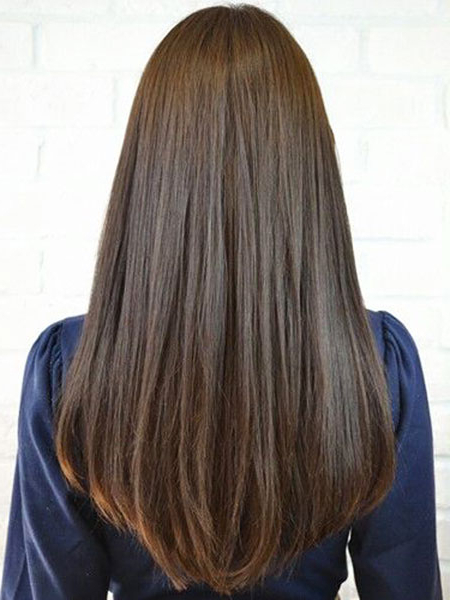 11 Long Haircuts For Straight Hair 1307 – Styles 2018 Throughout Long Haircuts For Straight Hair (View 7 of 25)