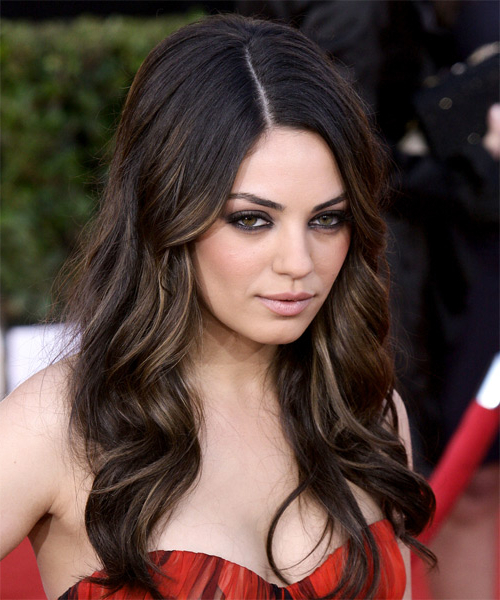 11 Mila Kunis Hairstyles, Hair Cuts And Colors Intended For Mila Kunis Long Hairstyles (View 10 of 25)