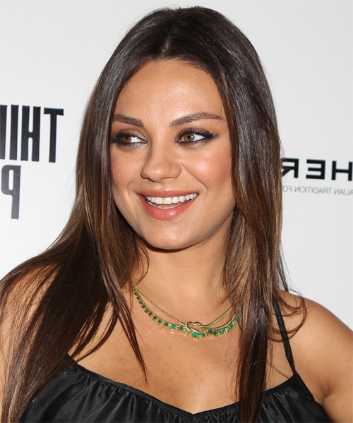 11 Mila Kunis Hairstyles, Hair Cuts And Colors Intended For Mila Kunis Long Hairstyles (View 5 of 25)