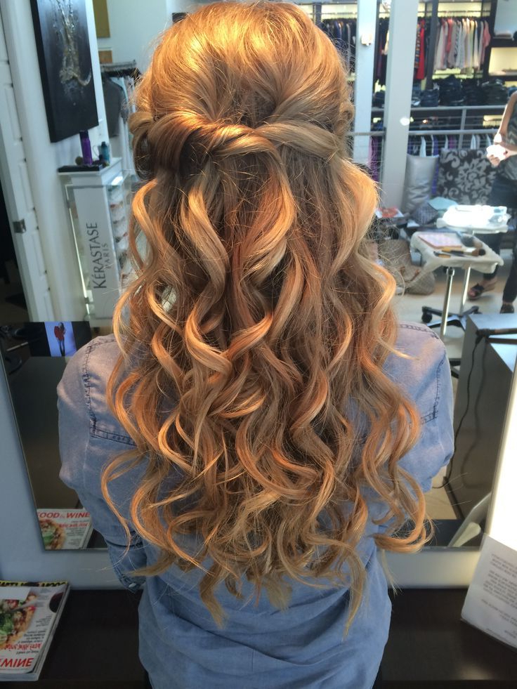 11+ Prom Hairstyles Half Up Half Down For Long Hair – Long Hairstyle With Regard To Prom Long Hairstyles (View 16 of 25)