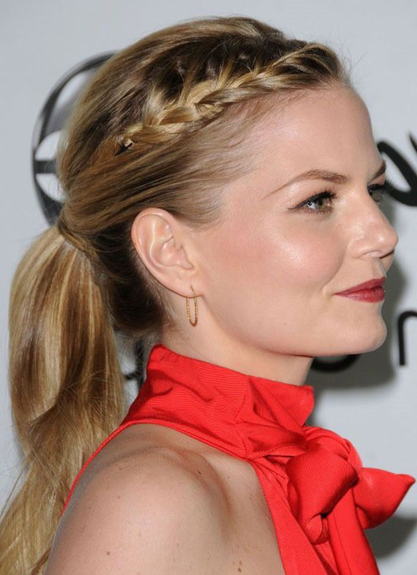 111 Elegant Ponytail Hairstyles For Any Occasion Inside Elegant Braid Side Ponytail Hairstyles (View 1 of 25)