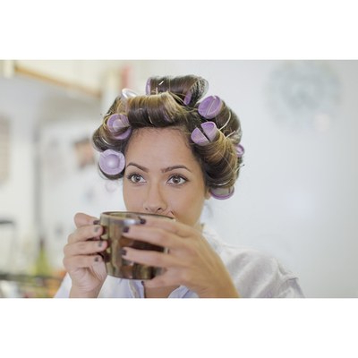 12 Best Hair Rollers And How To Use Them To Create Curls | Allure With Curlers For Long Thick Hair (View 24 of 25)